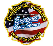 Fire Fighter Close Calls Logo